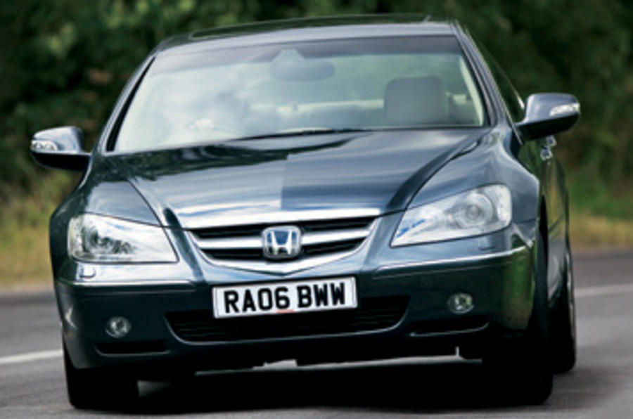 Honda Legend 'won't be axed'