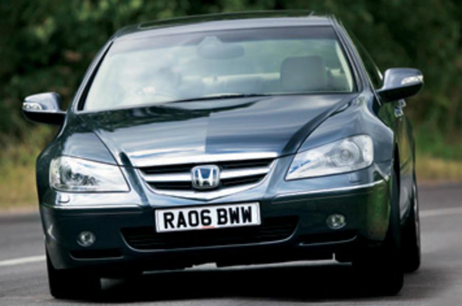 Honda Legend 'won't be axed'