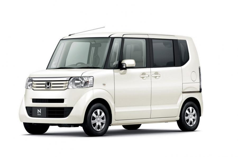 Japan's Honda N Box