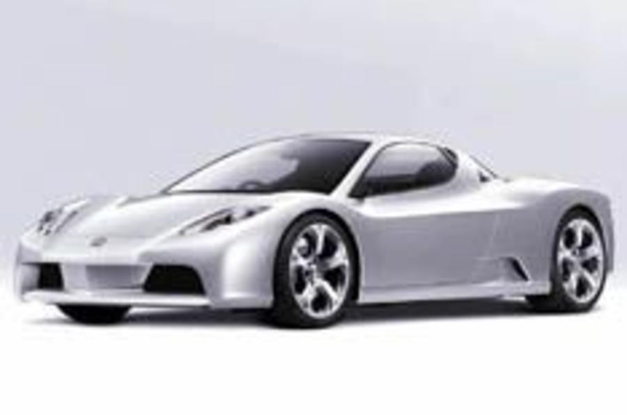 Next Honda NSX stalls