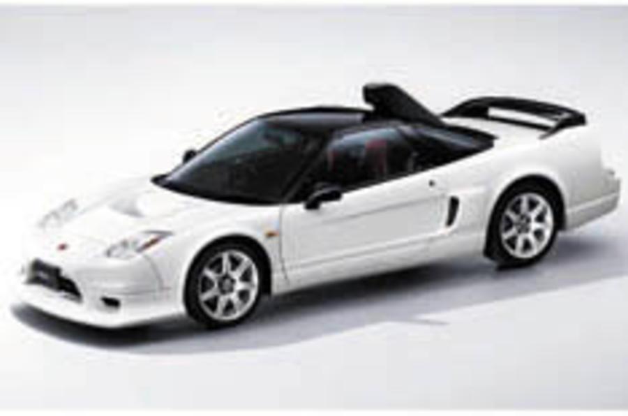 Honda makes wild NSX-R GT