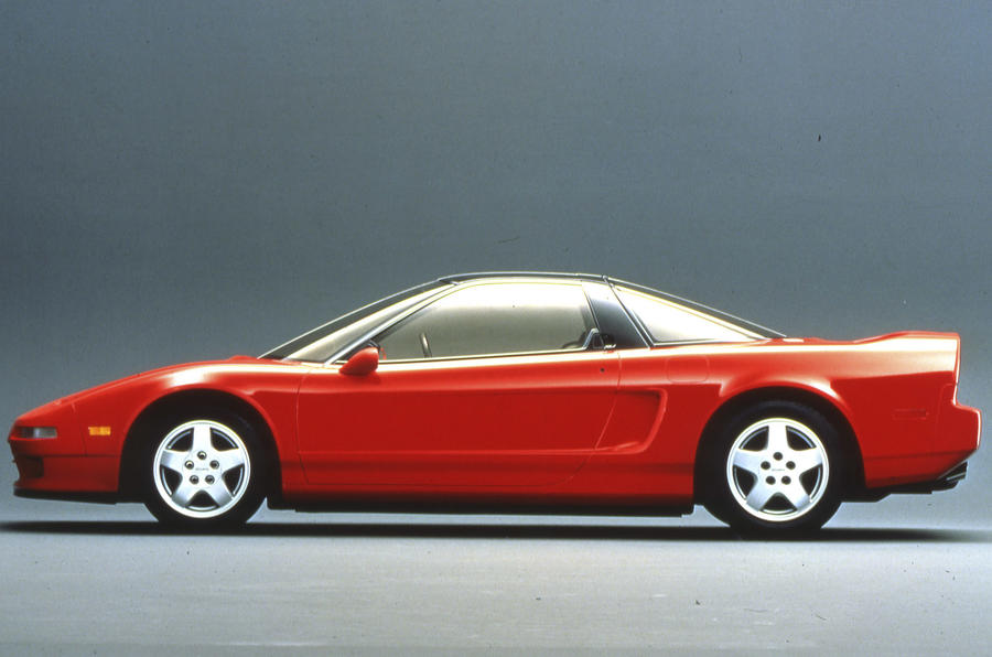 Frankfurt: Honda confirms 'new NSX'