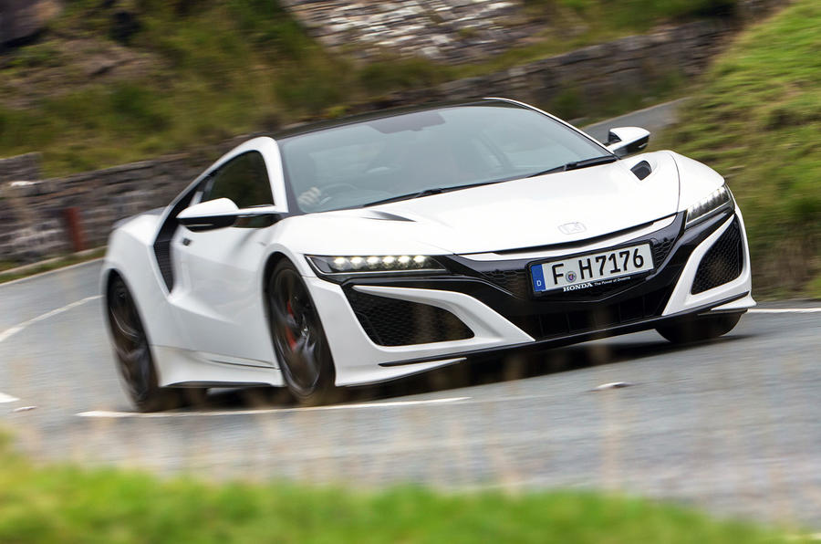 Honda NSX Review (2019) | Autocar
