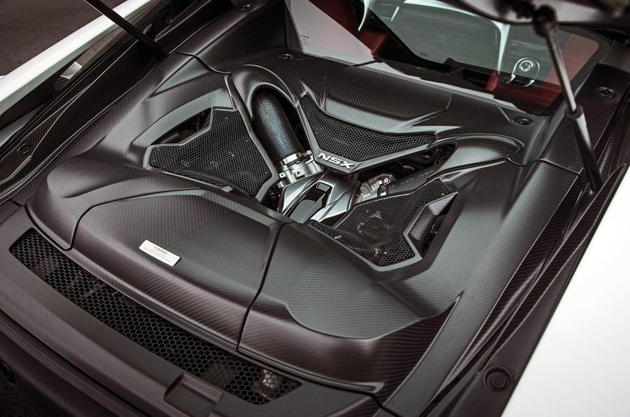 Honda NSX performance | Autocar