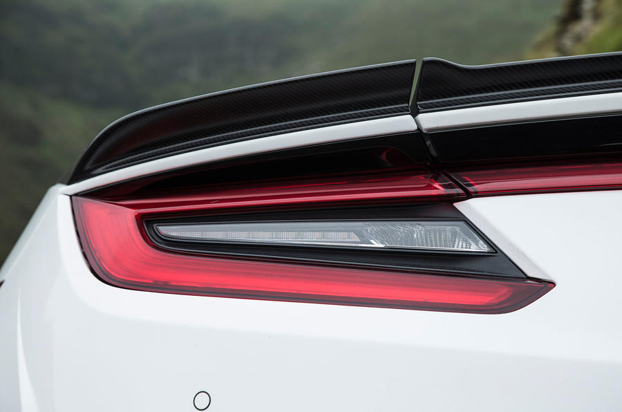 Honda NSX rear lights