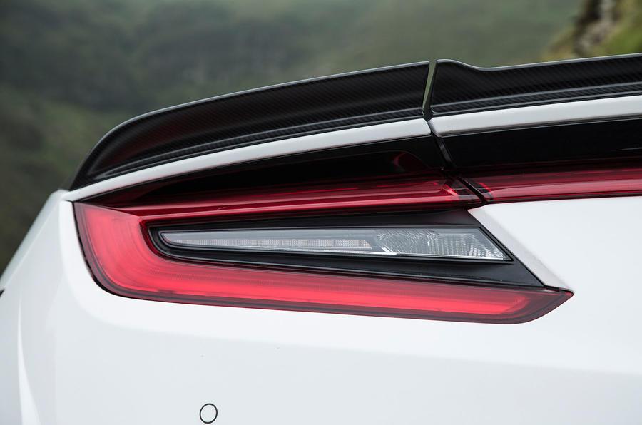 Honda NSX rear lights