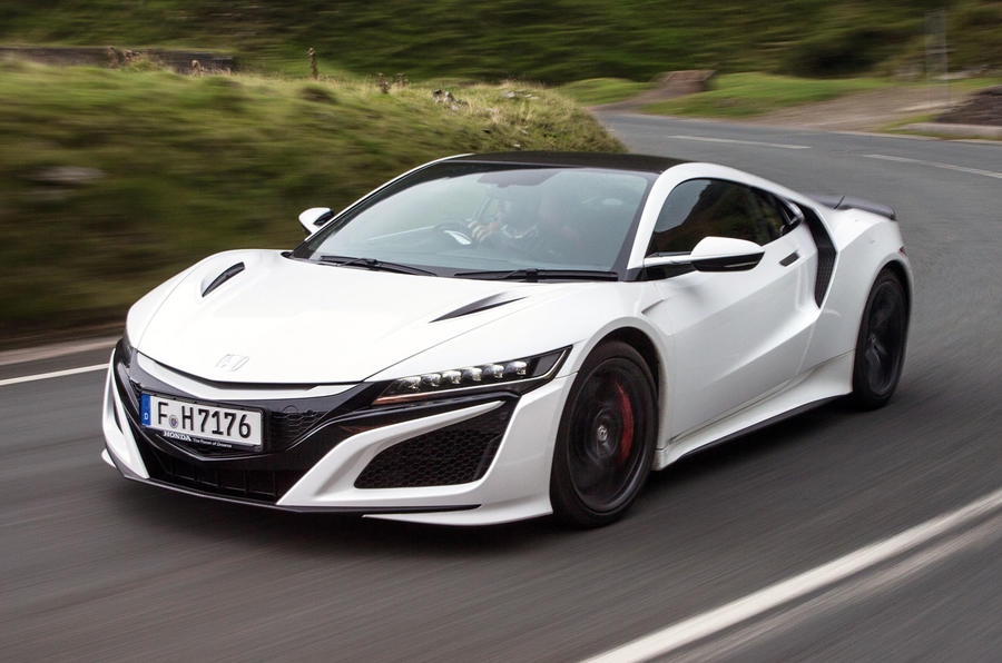 Honda Nsx Review 2019 Autocar