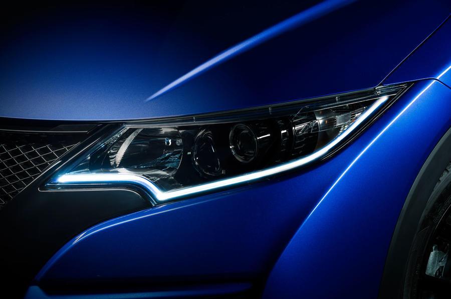 New Honda Civic Sport previews hot Type-R