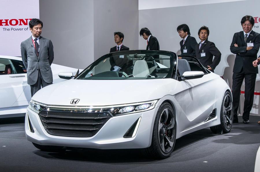 Tokyo motor show 2013: Honda Beat S660 concept