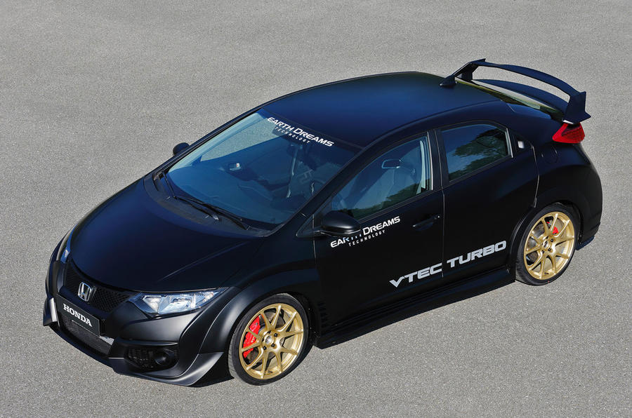 all new range of turbocharged honda vtec engines revealed. Black Bedroom Furniture Sets. Home Design Ideas