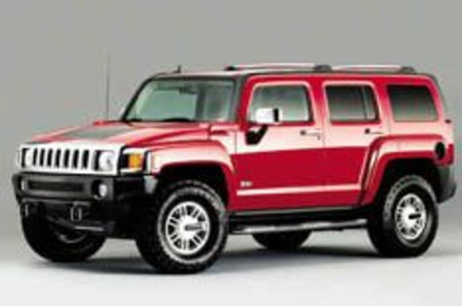 GM gives birth to a baby Hummer