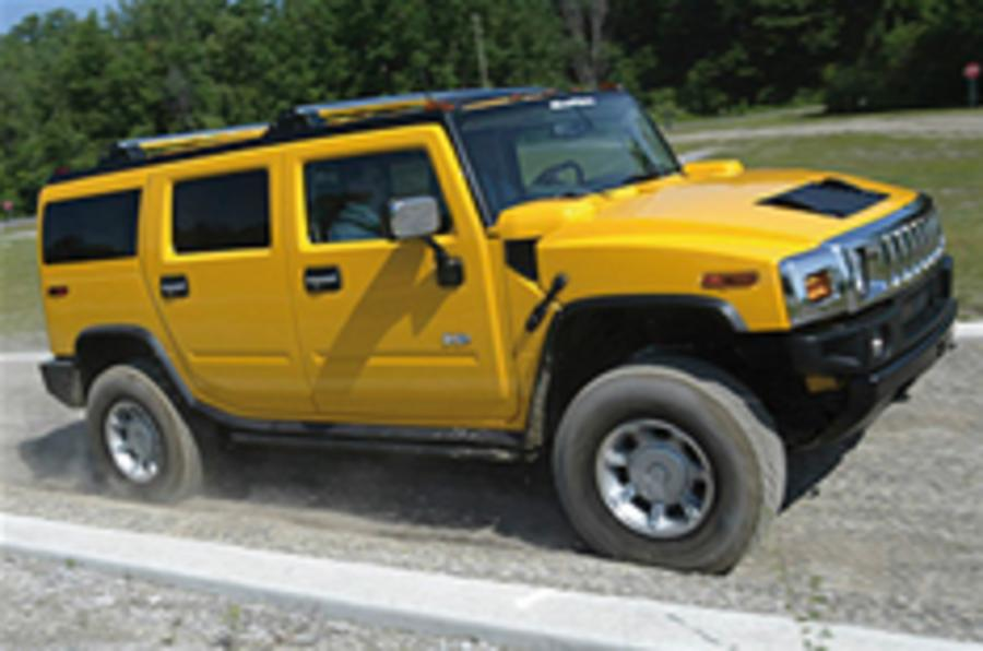 Hummer sale hits trouble