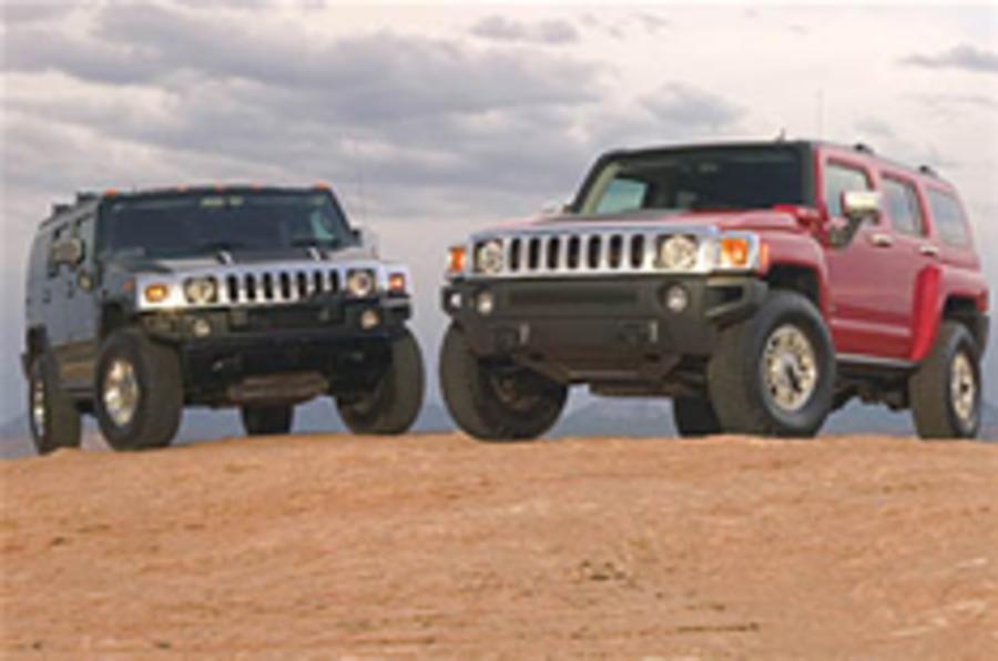 Hummer buyers 'like its poor image'