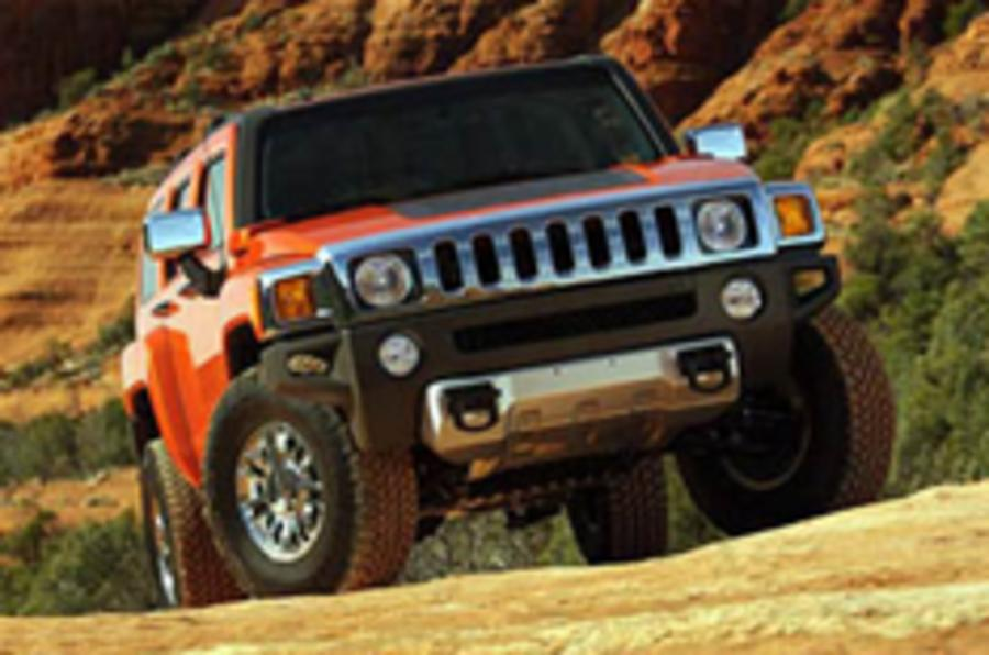 Hotter Hummer to star at New York show