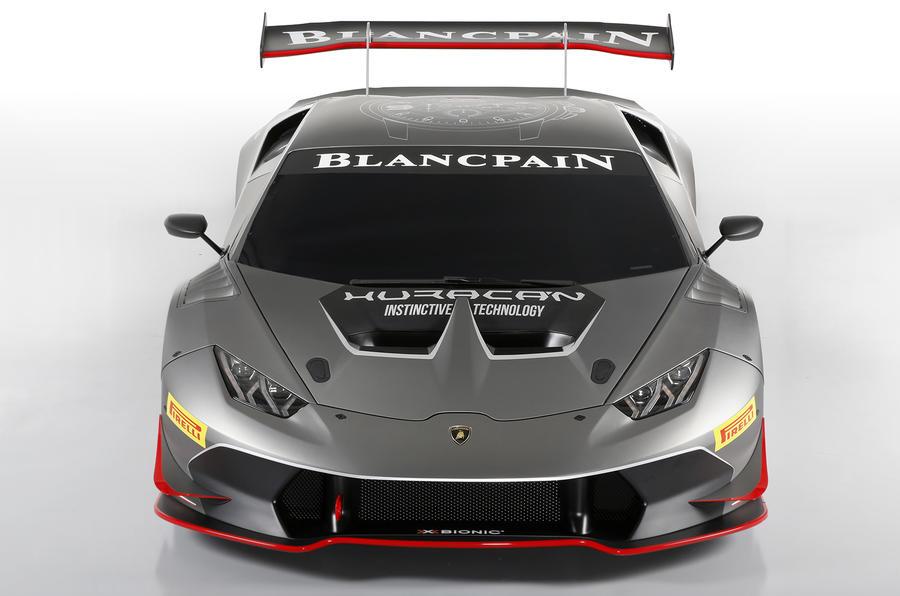 New Lamborghini Huracan racer revealed