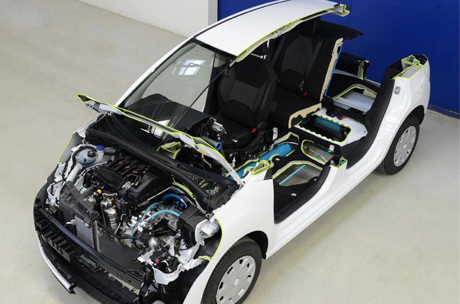 Peugeot Onyx: Shanghai motor show 2013