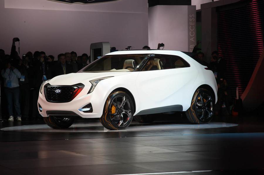 Detroit motor show: Hyundai Curb concept