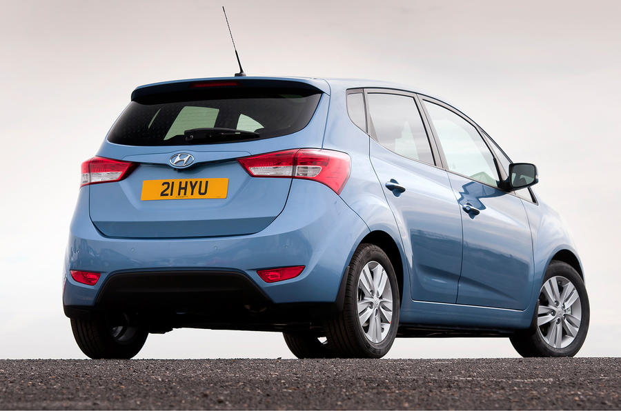 Hyundai ix20 from £11,595