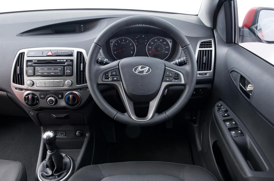 Hyundai I20 1 2 Active Review Autocar