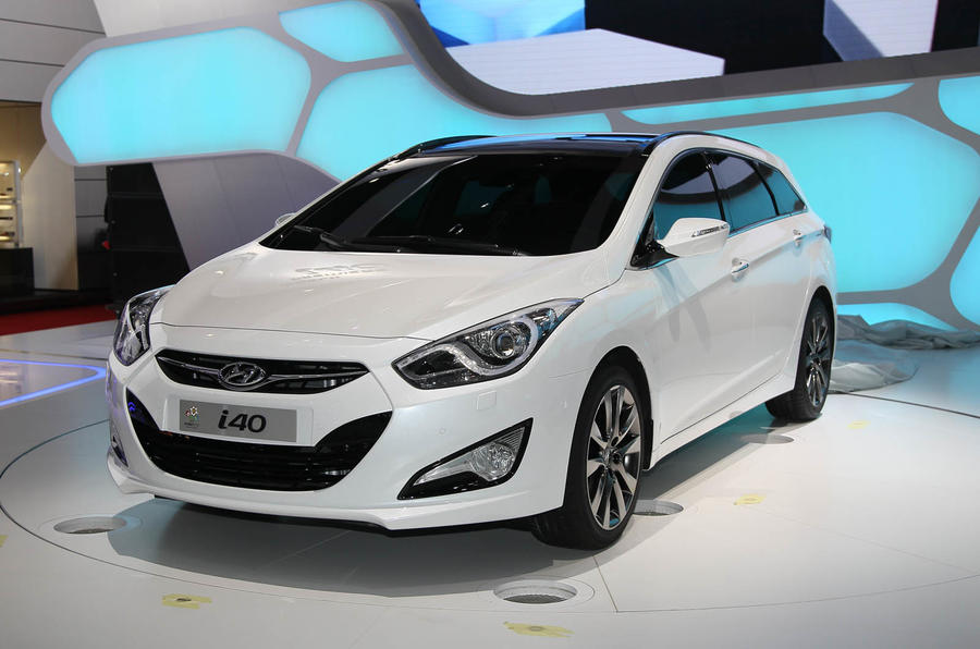 Hyundai Genesis Coupe for UK