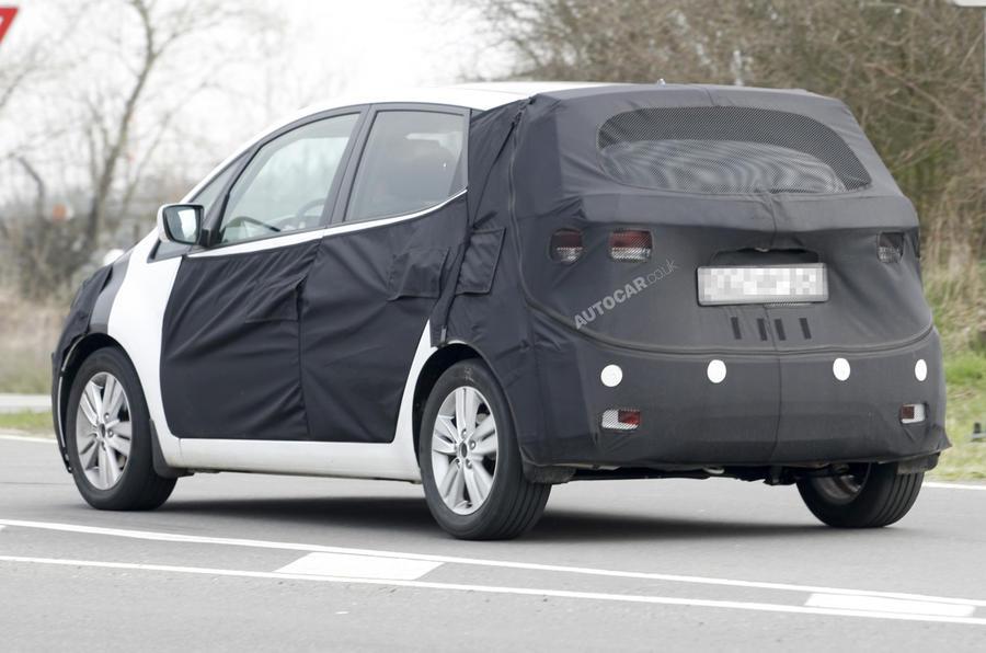 Hyundai's new MPV: first pics