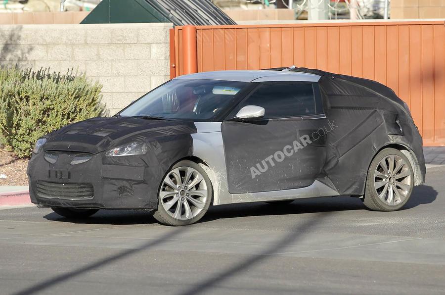 Hyundai coupe - new pics