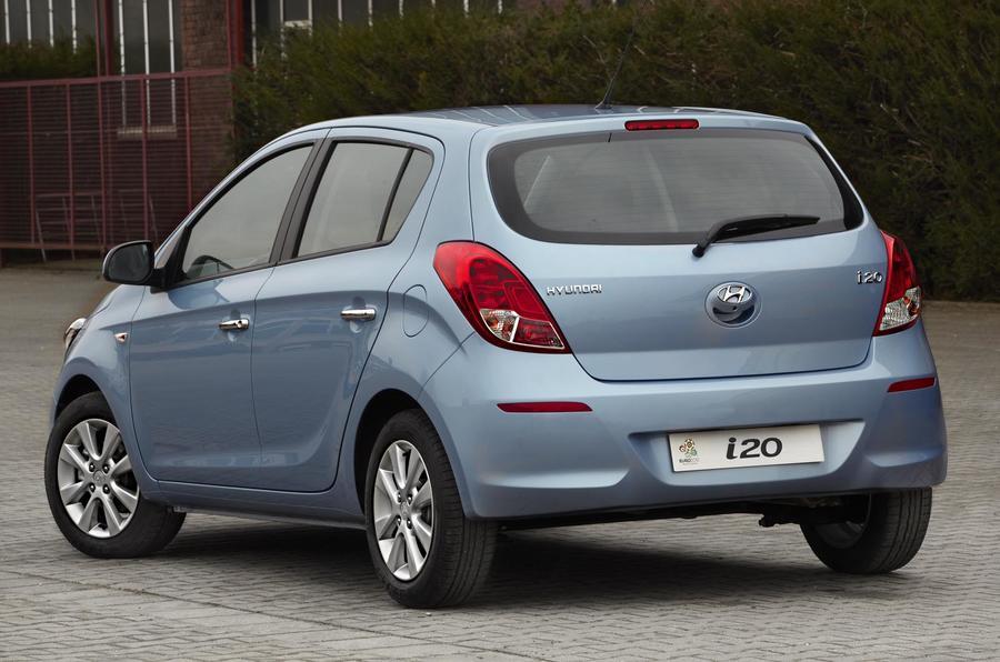 Geneva motor show: Hyundai i20