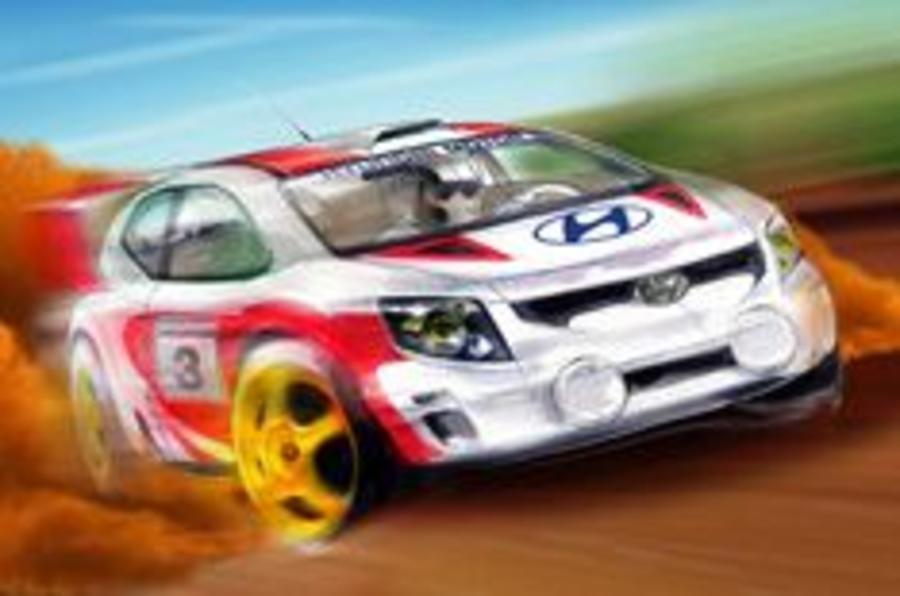 WRC teaser reveals next Accent