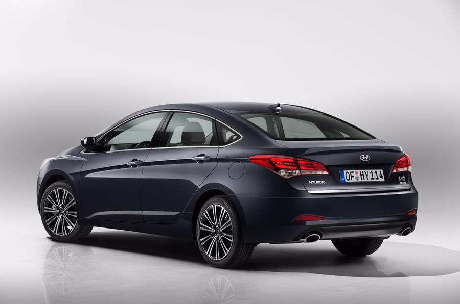 Updated Hyundai i40 on sale now
