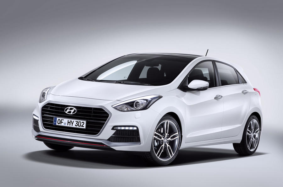 Hyundai reveals new i30 Turbo alongside facelifted range