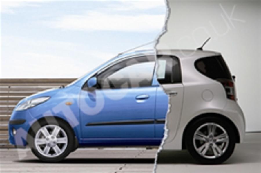 Hyundai's iQ rival
