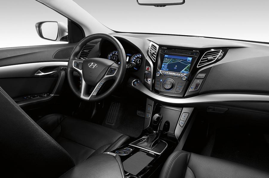 Geneva motor show: Hyundai i40