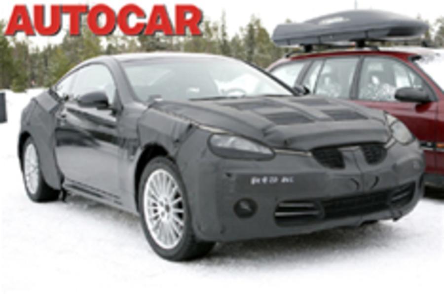 Scoop: Hyundai Genesis coupé