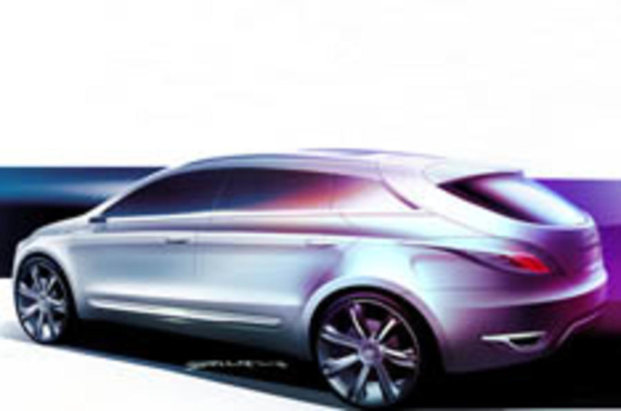Hyundai shows Genus at Geneva