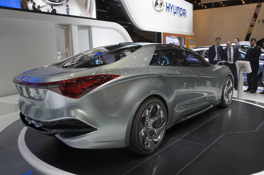 Hyundai's i40 to go hi-tech