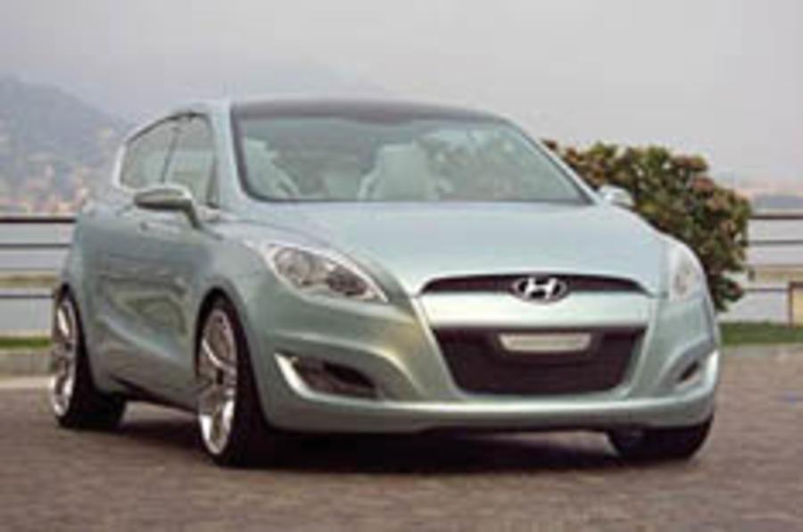 Hyundai's Arnejs in the metal