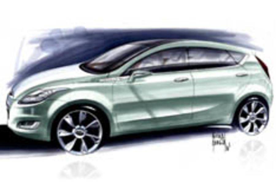 Hyundai's flashy Focus rival