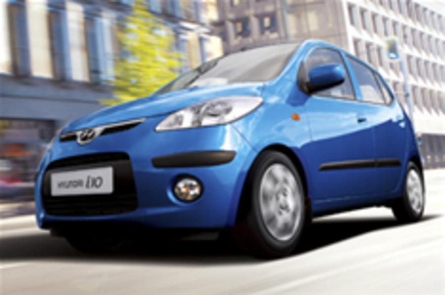Hyundai presents new i10 city car