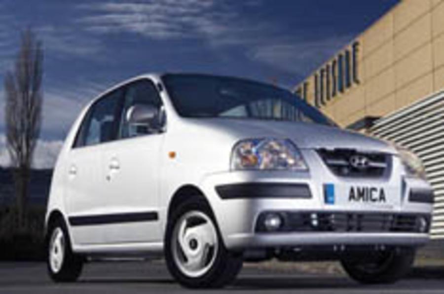 Hyundai brings back the Amica
