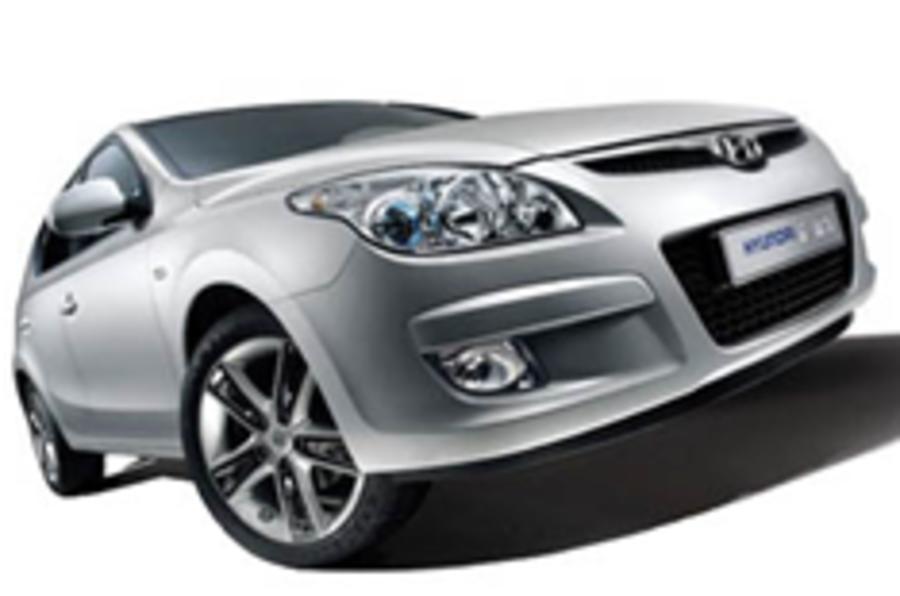 Hyundai's Focus leaked: it's the i30