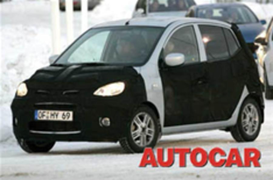 Hyundai's next city car