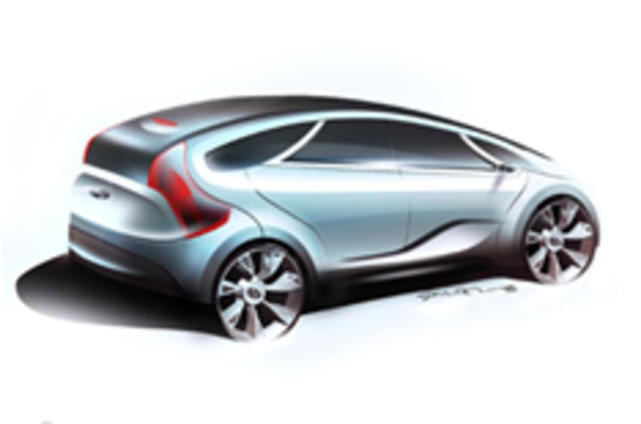Hyundai previews MPV concept