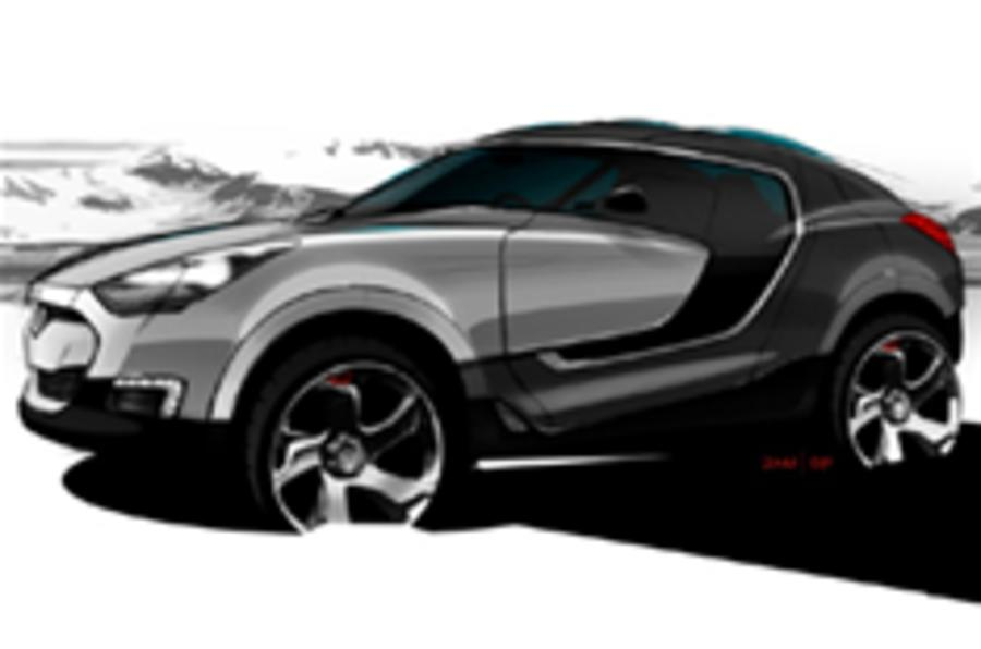 Hyundai's plastic show-stopper