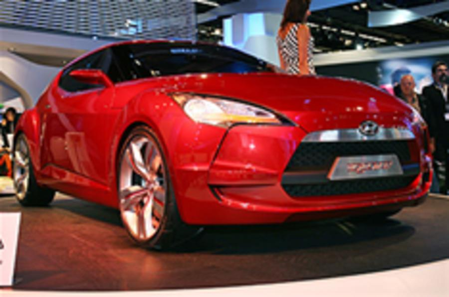 Hyundai's radical new coupe