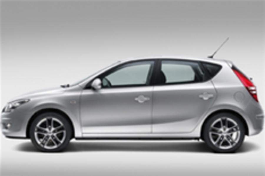 Hyundai i30 gets high spec, low price