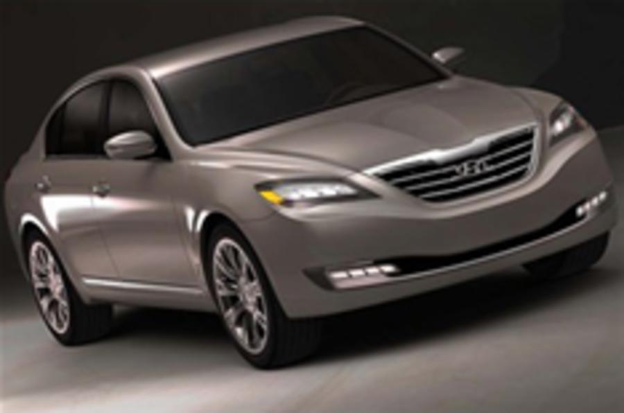 Hyundai's New York star unveiled