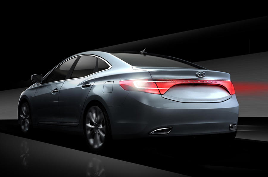 Hyundai Azera slated for LA show