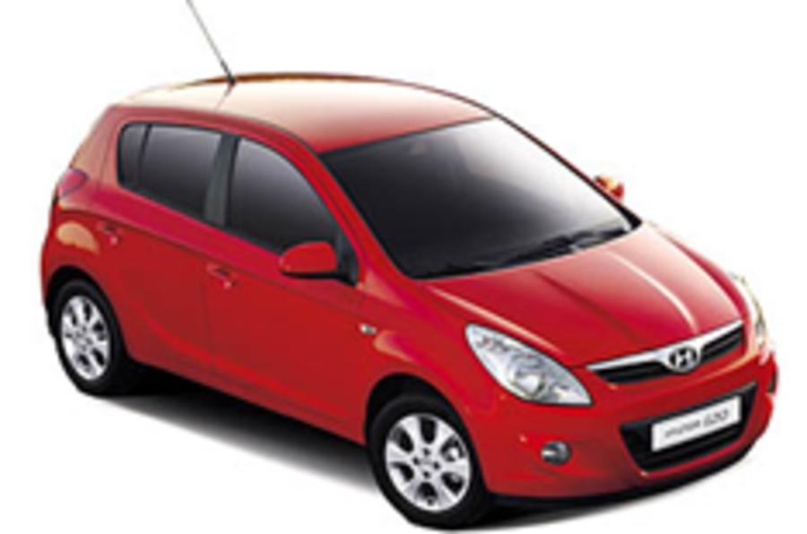 First look: Hyundai i20