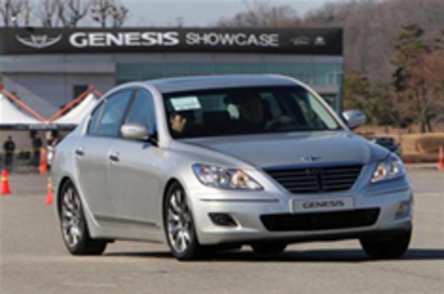 UPDATED: Hyundai's new Lexus-fighter