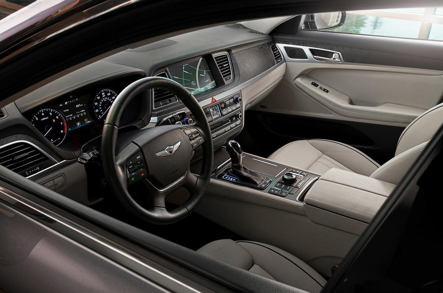 Hyundai Genesis first drive review